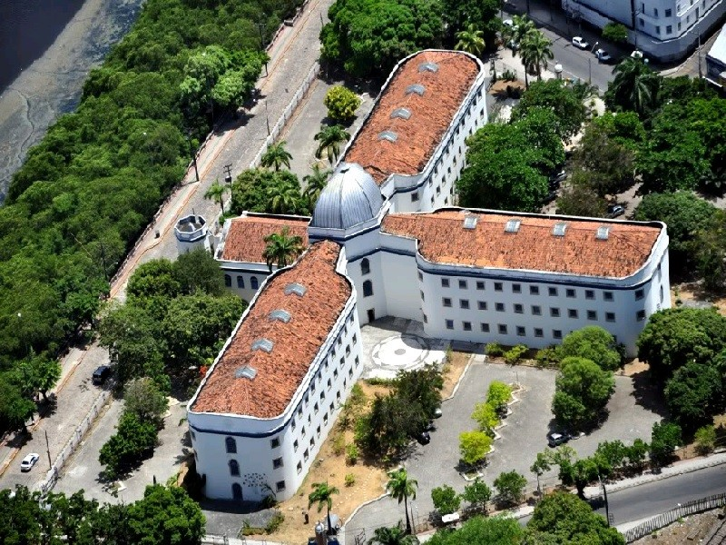 Casa da Cultura. Fonte: www.pernambucoturismo.com.br