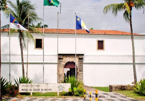Museu da Cidade do Recife. Fonte: www.brasil.gov.br