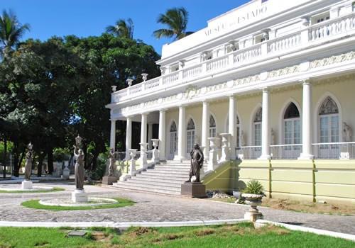 Museu do Estado de Pernambuco. Fonte: www.feambra.blogspot.com.br