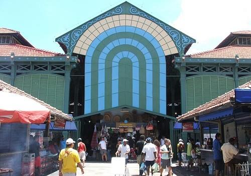 Mercado de São José. Fonte: www.ecopassaporte.com