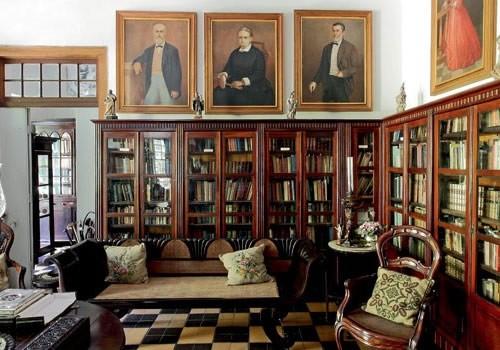 Casa Museu Gilberto Freyre. Fonte: www.casavogue.globo.com