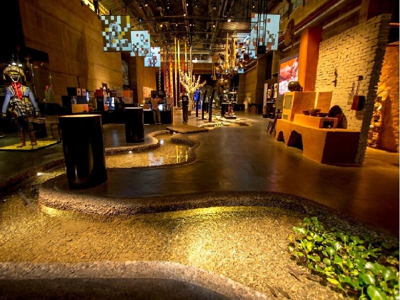 Museu Cais do Sertão. Fonte: www.portaltagit.ne10.uol.com.br